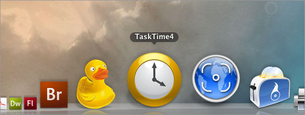 tasktime dock icon
